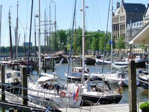 traditioneel modern, rotterdam